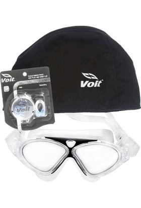 B-Sport Povit 8170 Yüzücü Gözlüğü-Voit Bez Bone-Voit Kulak Burun Tıkacı