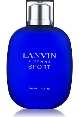 Lanvin L`Homme Sport EDT Spray 100 ML Erkek Parfüm