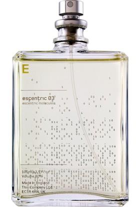 Escentric Molecules Escentric 03 EDT 100 ML Unisex Parfüm