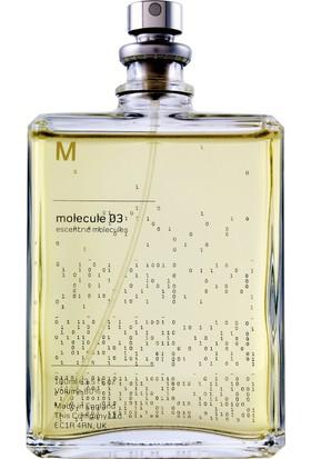 Escentric Molecules Molecule 03 EDT 100 ML Unisex Parfüm