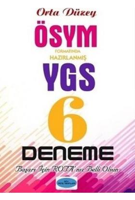 Rty Rota Yayınları Ygs 6 Deneme