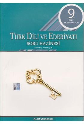 Altın Anahtar Yayınları 9. Sınıf Türk Dili Ve Edebiyatı Soru Hazinesi
