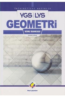 Final Yayınları Ygs-Lys Geometri Soru Bankası - Volkan Uğraş