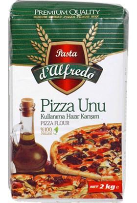 Pasta D'Alfredo Pizza-Flour-Unu Karışımı 2 kg
