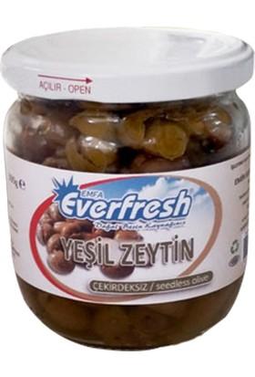 Ever Fresh Yeşil Zeytin Çekirdeksiz 300 gr