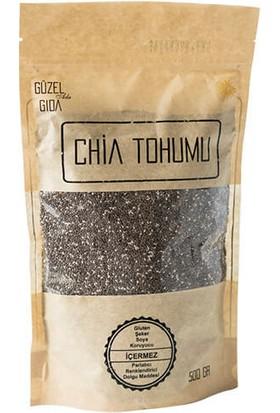 Güzel Ada Gıda Chia Tohumu 450 gr