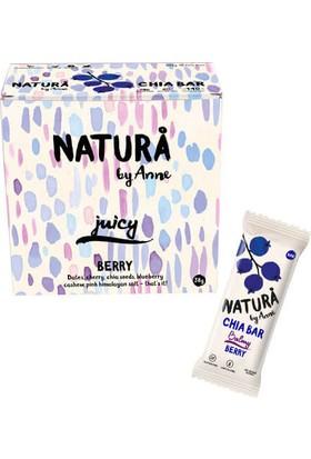 Natura By Anne Berry Chia Bar Box 12 x 38 gr