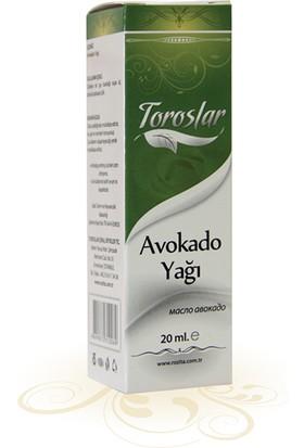 Toroslar Avakado Yağı 20 ml