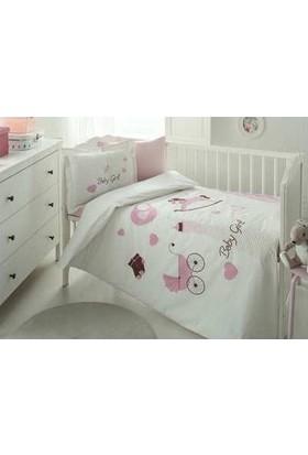 Özdilek Baby Gırl Bebek Nevresim Takımı