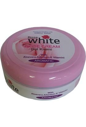 White Rose Bakım Kremi Aromatıc 125 Ml
