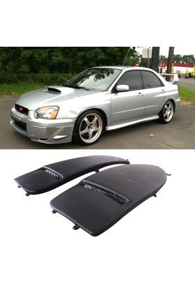 Ptn Subaru Impreza Sis Farı Seti Kapağı 2003-2005 Plastik