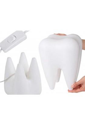 Bundera Diş Şeklinde Gece Lambası