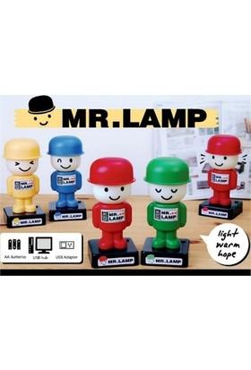 Bundera Mr. Soldier Lamp Asker Lamba