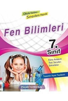 7.Sınıf Fen Bilimleri Konu Anlatımlı Palme Yayınları