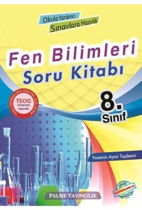 8.Sınıf Fen Bilimleri Soru Kitabı Palme Yayınları