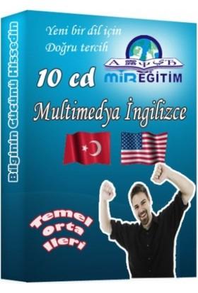 Mir Eğitim Multimedya İngilizce Eğitim Seti