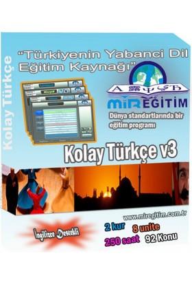 Mir Eğitim Kolay Türkçe Eğitim Seti V3