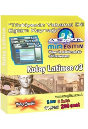 Mir Eğitim Kolay Latince Eğitim Seti V3 (Latin)