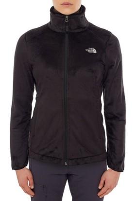 The North Face - W osito 2 jacket - eu Bayan Mont (fw17) Siyah