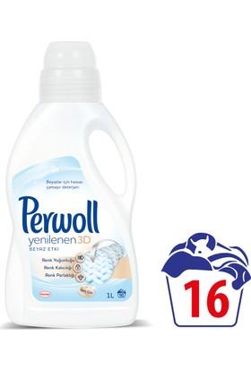 Perwoll Beyaz Sihir 1 Lt 16 Yıkama