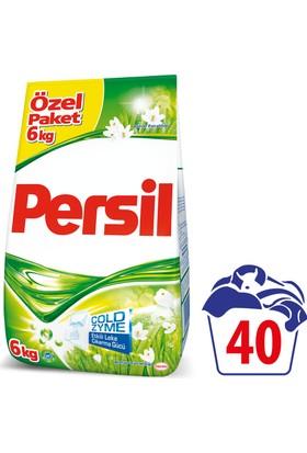 Persil Konsantre Matik Çamaşır Deterjanı Regular 6 kg kapalı