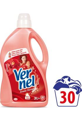 Vernel Çamaşır Yumuşatıcısı Aroma Therapy Sensual 3 Lt 30 Yıkama
