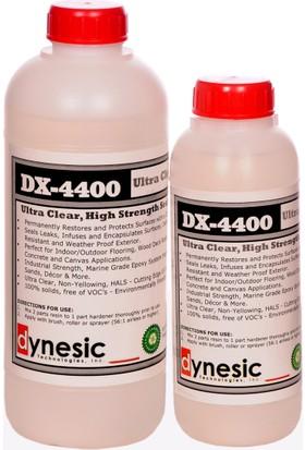 Dynesic DX-4400 Teknoloji Ultra Şeffaf Epoksi Reçine 1.5 Kg