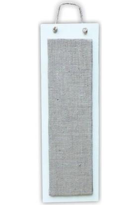Agira Duvar Askılı Kedi Tırmalama Tahtası 17X50 Cm
