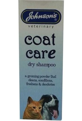 Ecopure Natural Coat Care Kuru Kedi Köpek Şampuanı 100 Gr
