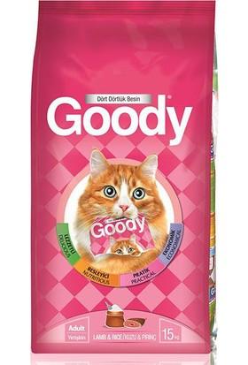 Goody Kuzu Etli Yetişkin Kedi Maması 15 Kg
