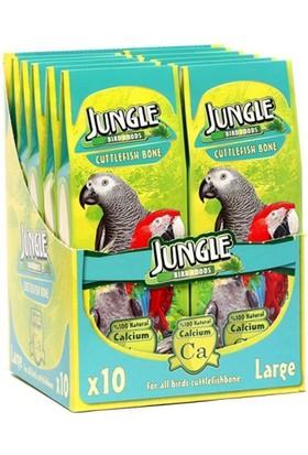 Jungle Kuşlar İçin Doğal Mürekkep Balığı Gaga Taşı Large