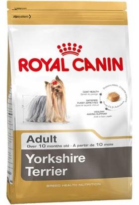 Royal Canin Yorkshire 28 Yorkshire Terrier Köpeklerine Öze Lrk Yetişkin Köpek Maması 1,5 Kg + 300 Gr