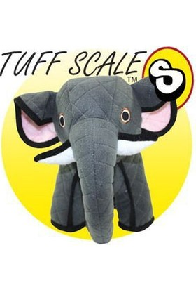 Tuffy Jr Zoo Extra Sağlam Fil Köpek Oyuncağı 43 Cm
