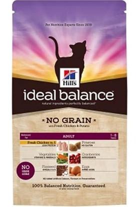 Hills İdeal Balance Tahılsız Tavuklu Patatesli Yetişkin Kedi Maması 2 Kg