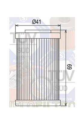 Mtx Mtx Yağ Filtresi Mf-155 Bajaj Pulsar Ns200 Ktm 200 Duke 2012 2016 Ktm 390 Duke 2014 2016