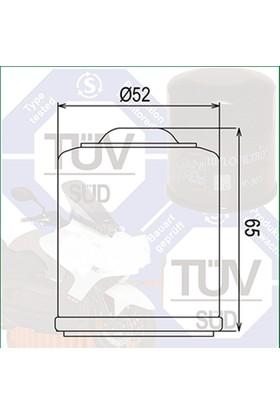 Mtx Mtx Yağ Filtresi Mf-183 Peugeot 250 Satelis Executive / Premium Scooter 2007 To 2012Piaggio 250 X8 Scooter 2005 To 2008