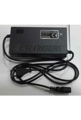 PRC Şarj Cihazı Elektrikli Scooter 60V20Ah