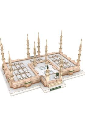 Cubic Fun 3D Puzzle Mescid-İ Nebevi - Suudi Arabistan
