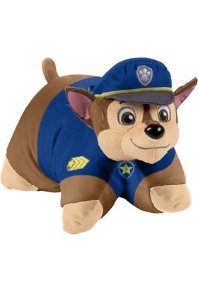 Evrensel Oyuncak Pillow Pets Paw Patrol Chase Peluş Oyuncak Yastık 40 Cm