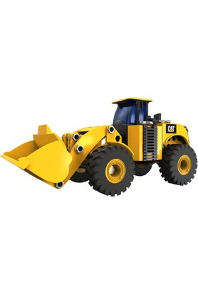 Cat Wheel Loader İş Makinesi Sök Tak Smart Araçlar Oyun Seti