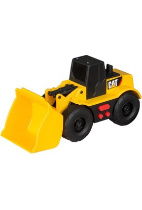 Cat Mini Sesli ve Işıklı Wheel Loader İş Makinesi 34614