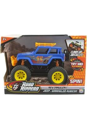 Road Rippers Mini Arazi Araçları Jeep Wrangler Rubicon