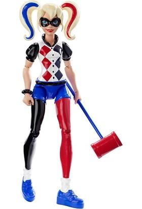Superman Dc Süper Hero Girls Harley Quinn Figür Oyuncak 15 Cm
