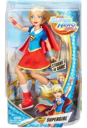 Dc Süper Hero Girls Supergirl