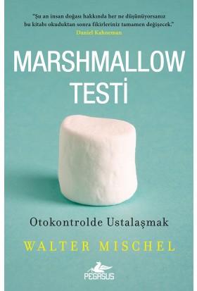 Marshmallow Testi - Walter Mischel