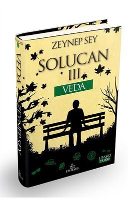 Solucan 3: Veda (Ciltli) - Zeynep Sey