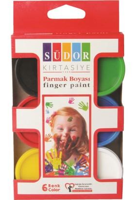 Südor Parmak Boyası Set 6X30 Ml Sd822