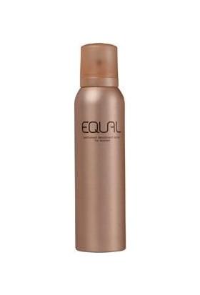 Equal Women Deo Spray 150 Ml - Bayan Deodorant