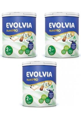 Evolvia NutriPRO 2 Devam Sütü 800 gr - 3'lü