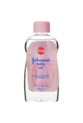 Johnson`S Baby Yağ 200 Ml - Bebek Yağı